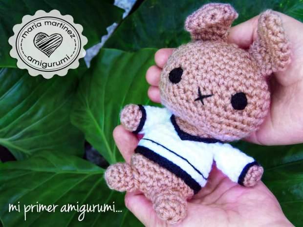 Maria Martinez Amigurumi: mi primer amigurumi (agosto 2014)