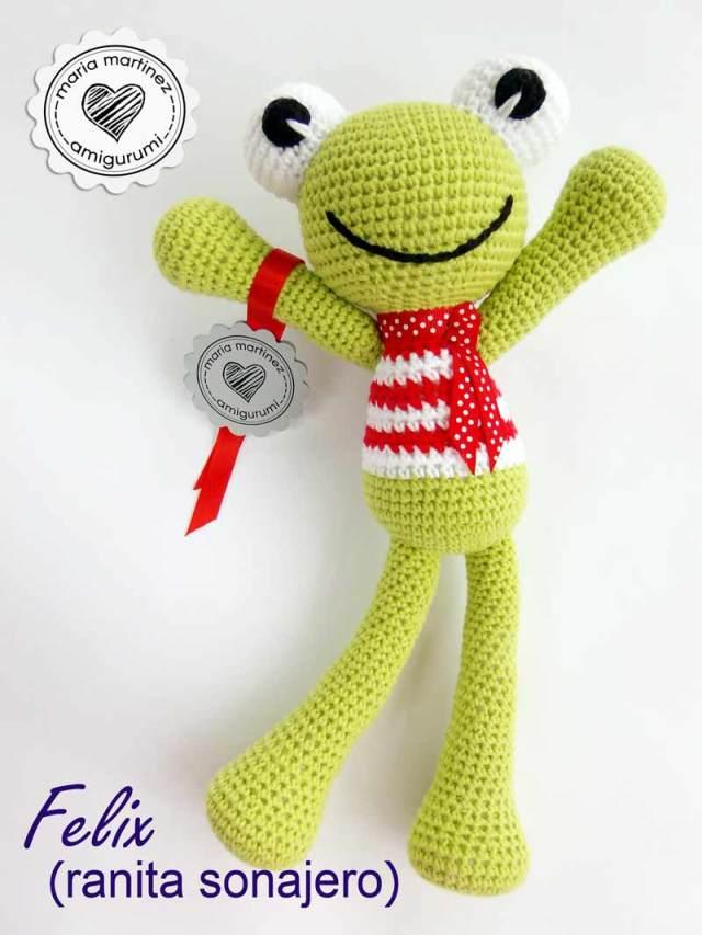 Tutorial Sonajero Amigurumi Ganchillo | Crochet - YouTube | 854x640