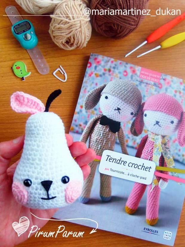 Tendre Crochet, perita Pirum Parum (Maria Martinez Amigurumi)