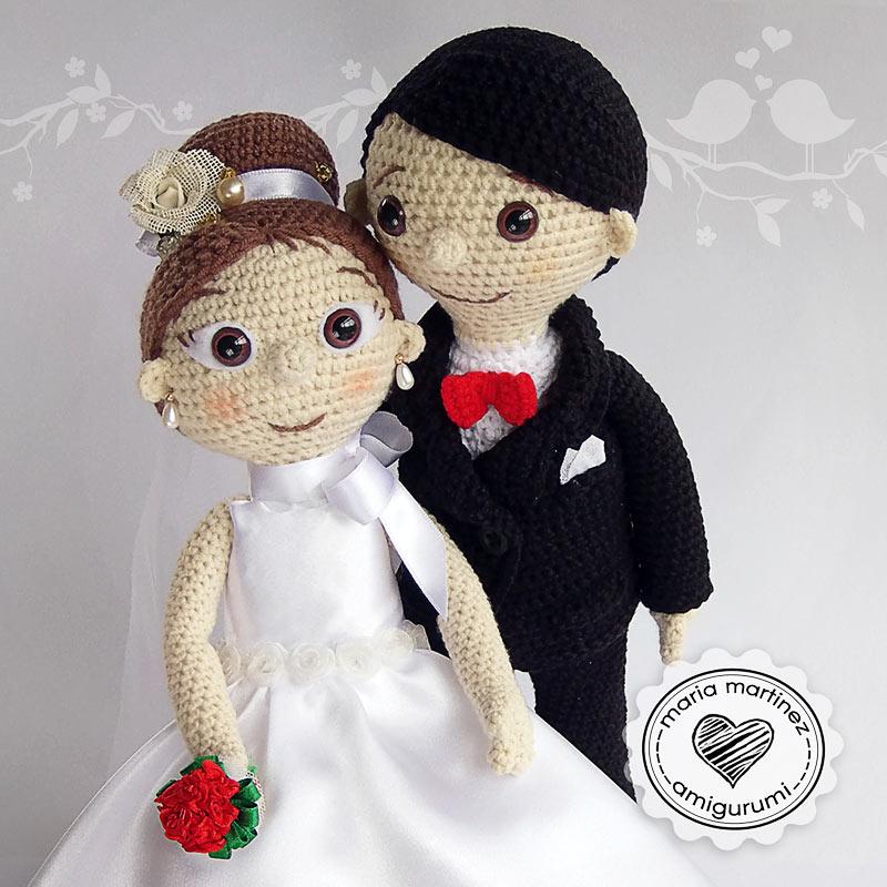 Vestidos novia a crochet patrones gratis